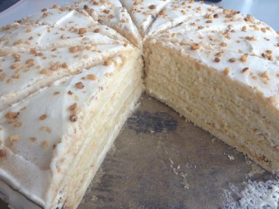 рецепт торта молочная девочка в домашних условиях