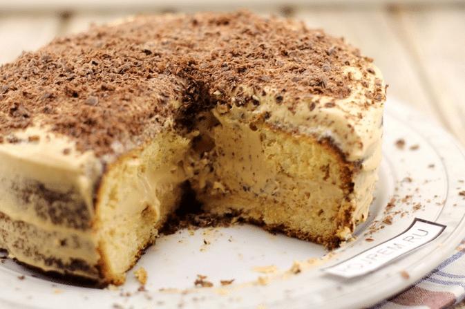 2 простых и вкусных рецепта торта со сгущенкой