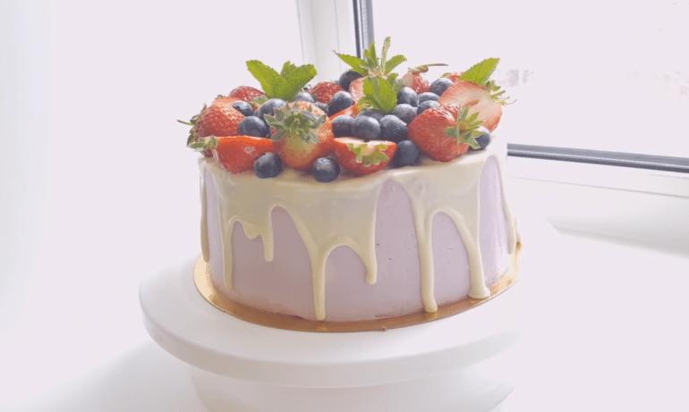 молочная девочка рецепт торта от энди