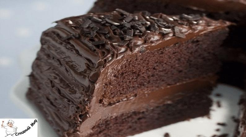 Рецепт простого и вкусного шоколадного крема для торта из какао порошка