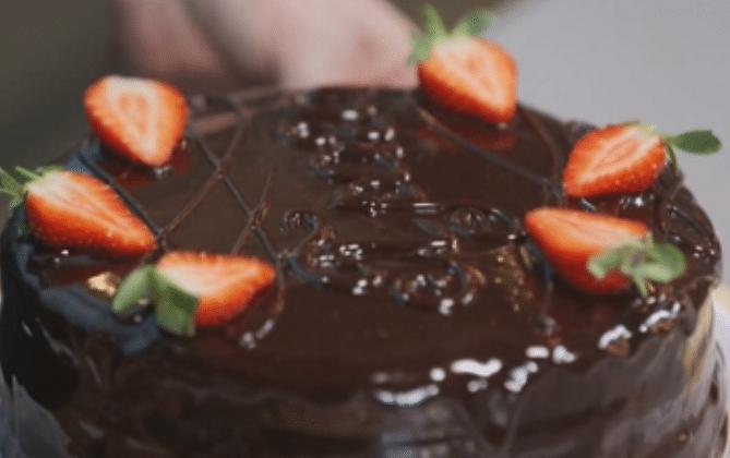 торт прага рецепт в домашних условиях