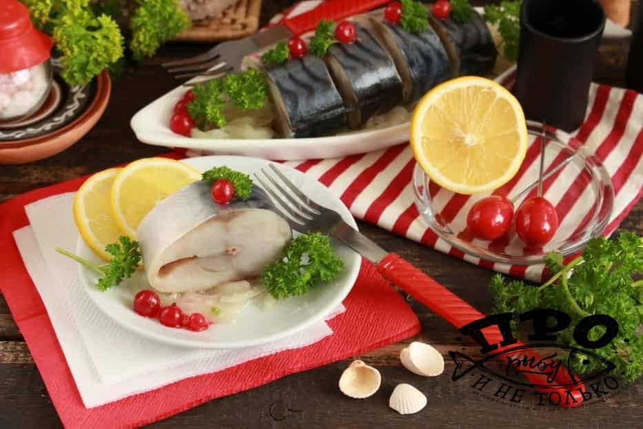 Как засолить скумбрию в домашних условиях — 7 вкусных и быстрых пошаговых рецептов