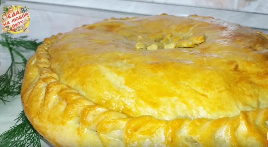 Как приготовить картофельные пироги с мясом