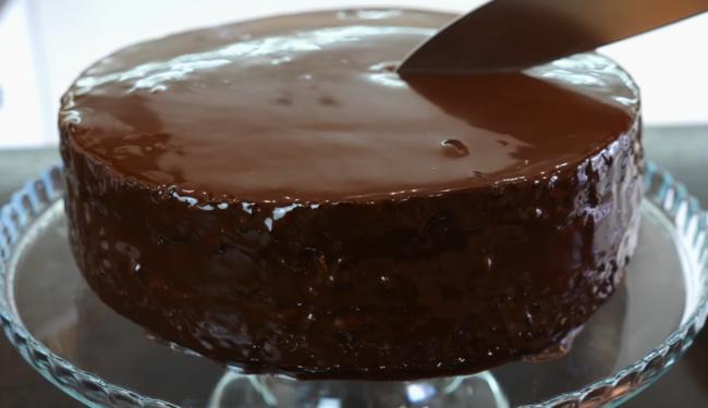 Режем торт
